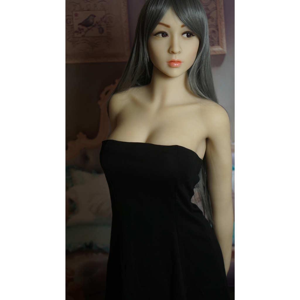 161cm 【莉雅】真人娃娃 金屬骨架全硅膠TPE