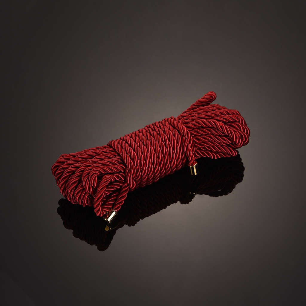 UPKO束縛繩-紅色