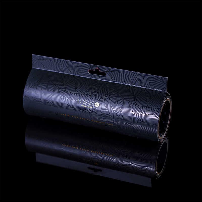 UPKO束縛寬膠帶 30cm X 16M-黑色
