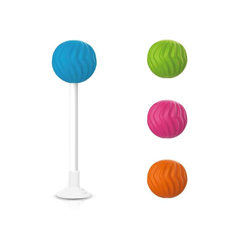 Lollypop棒棒糖按摩棒 - 閃電