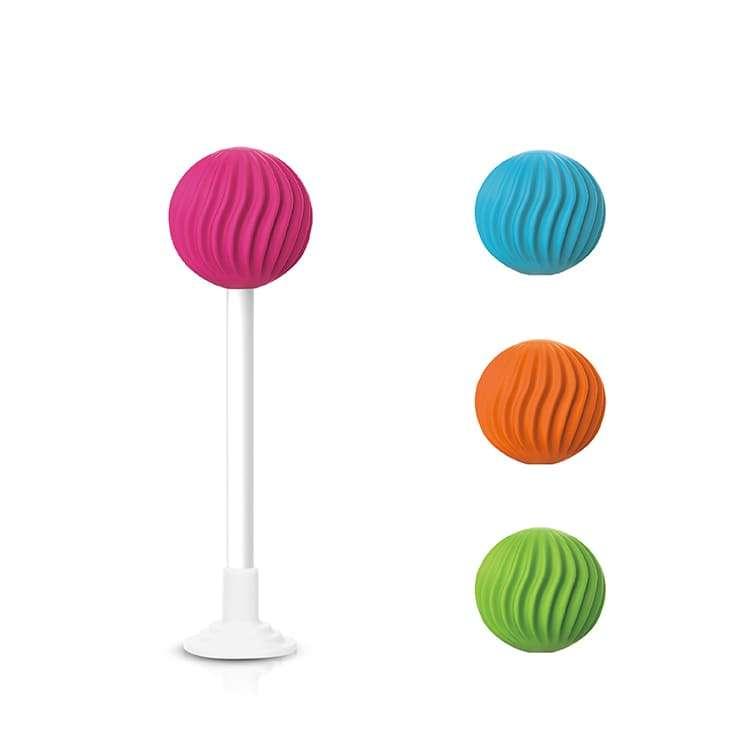 Lollypop棒棒糖按摩棒 - 波浪