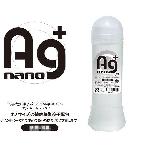 Ag業界初銀抗菌消臭潤滑-300ml