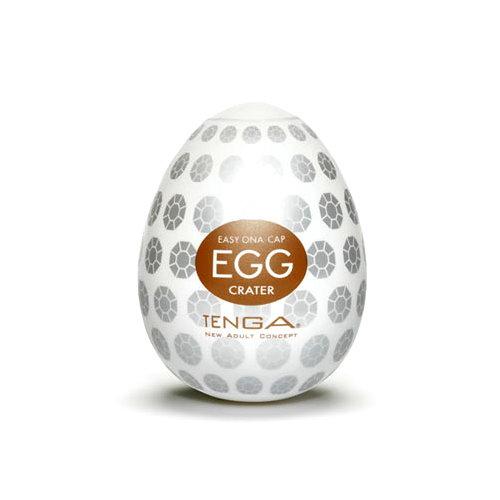 【強大吸力】TENGA EGG-008 挺趣蛋〈章魚型〉