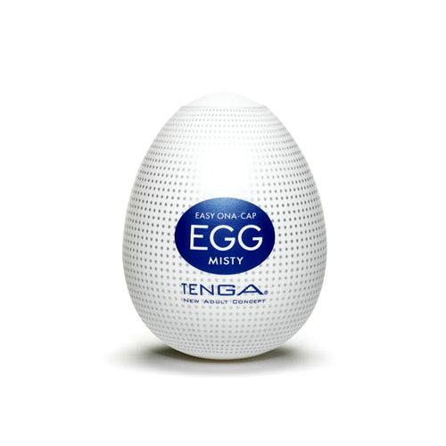 【絲絨觸感】TENGA EGG-009 挺趣蛋〈天鵝型〉