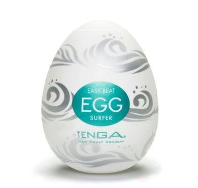 【紋路包覆】TENGA EGG-012 挺趣蛋〈海嘯型〉