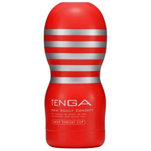 【單次使用】TENGA 挺深喉嚨杯(標準)TOC-101
