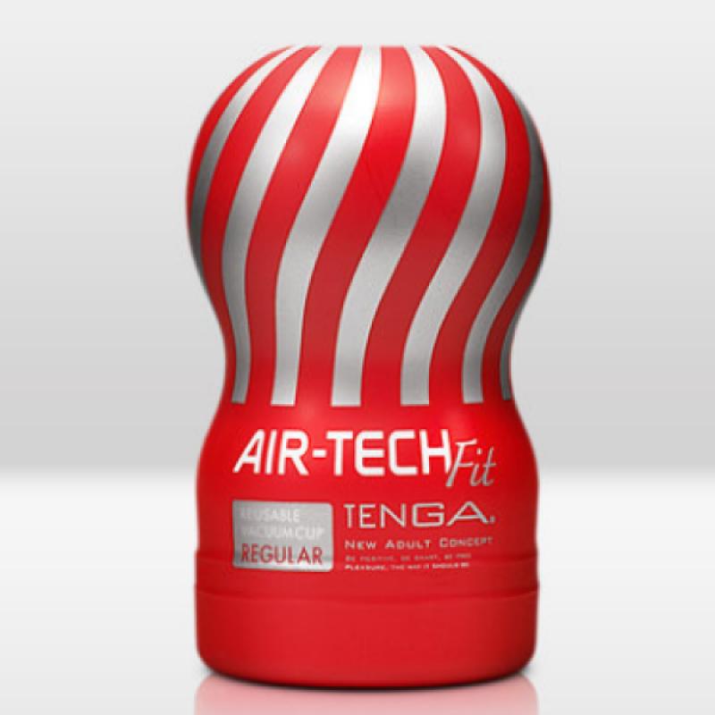 [重複使用] TENGA AIR-TECH FIT 空壓旋風飛機杯(標準版)