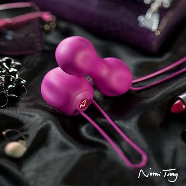 德國Nomi Tang-IntiMate縮陰球套裝(紫)