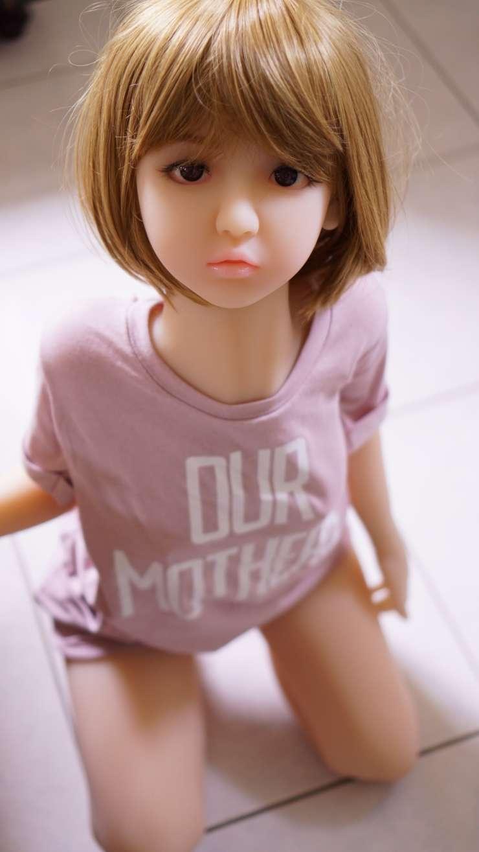【蓓兒】132cm 真人娃娃 超靈活關節硅膠TPE金屬骨架